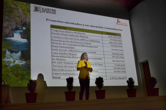 Priscilla Castillo Cuenta Pública 2014